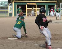 9571 Varsity Baseball v Port Townsend 031310