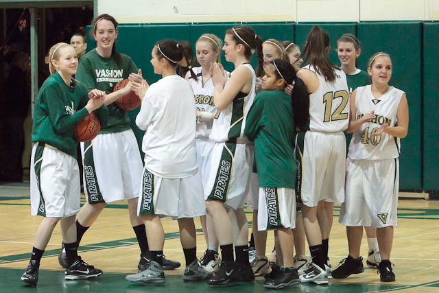 0878 Girls Varsity Basketball v ChasWright 020411