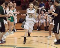 0914 Girls Varsity Basketball v ChasWright 020411