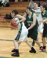 1025 Girls Varsity Basketball v ChasWright 020411