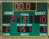 1123 Girls Varsity Basketball v ChasWright 020411