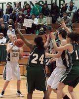 1260 Girls Varsity Basketball v ChasWright 020411