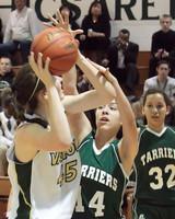 1367 Girls Varsity Basketball v ChasWright 020411