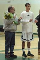 2534 Cheer and Basketball Seniors Night 020411
