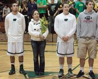 2540 Cheer and Basketball Seniors Night 020411