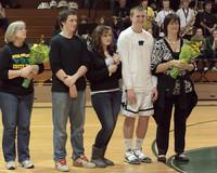 2545 Cheer and Basketball Seniors Night 020411