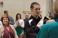 2566 Cheer and Basketball Seniors Night 020411