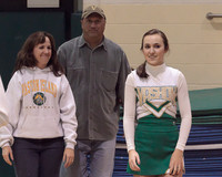 2582 Cheer and Basketball Seniors Night 020411