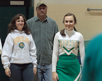 2583 Cheer and Basketball Seniors Night 020411