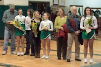 2603 Cheer and Basketball Seniors Night 020411