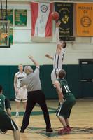 2764 Boys Varsity Basketball v ChasWright 020411