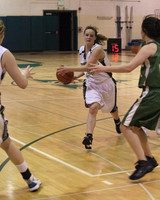 5022 Girls Varsity BBall v Charles Wright 012010