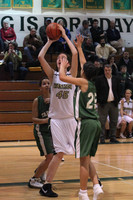 5157 Girls Varsity BBall v Charles Wright 012010