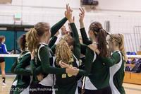 20902 Varsity Volleyball v Casc-Chr 091212