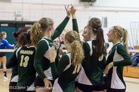 20906 Varsity Volleyball v Casc-Chr 091212