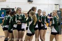 20912 Varsity Volleyball v Casc-Chr 091212