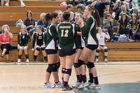 20982 Varsity Volleyball v Casc-Chr 091212