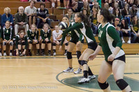 21003 Varsity Volleyball v Casc-Chr 091212