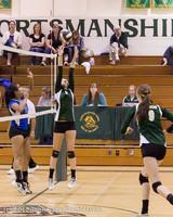 21007 Varsity Volleyball v Casc-Chr 091212