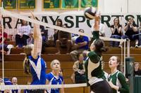 21014 Varsity Volleyball v Casc-Chr 091212