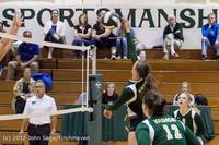 21052 Varsity Volleyball v Casc-Chr 091212