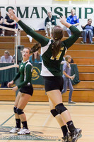 21064 Varsity Volleyball v Casc-Chr 091212