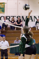 21066 Varsity Volleyball v Casc-Chr 091212