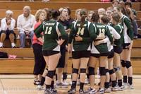 21124 Varsity Volleyball v Casc-Chr 091212