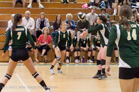 21137 Varsity Volleyball v Casc-Chr 091212