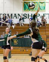 21160 Varsity Volleyball v Casc-Chr 091212