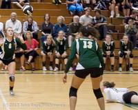 21168 Varsity Volleyball v Casc-Chr 091212