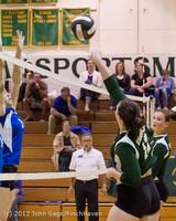 21184 Varsity Volleyball v Casc-Chr 091212