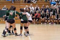 21191 Varsity Volleyball v Casc-Chr 091212
