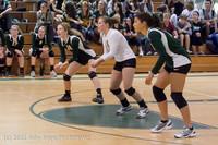 21212 Varsity Volleyball v Casc-Chr 091212