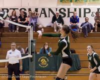 21221 Varsity Volleyball v Casc-Chr 091212