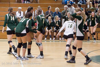 21256 Varsity Volleyball v Casc-Chr 091212