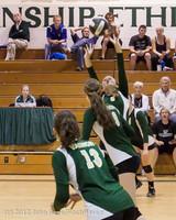 21300 Varsity Volleyball v Casc-Chr 091212