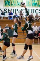 21354 Varsity Volleyball v Casc-Chr 091212