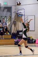 21398 Varsity Volleyball v Casc-Chr 091212