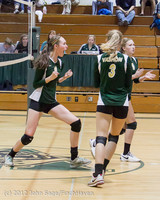 21449 Varsity Volleyball v Casc-Chr 091212