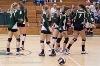 21455 Varsity Volleyball v Casc-Chr 091212