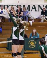 21461 Varsity Volleyball v Casc-Chr 091212