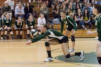 21497 Varsity Volleyball v Casc-Chr 091212