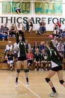 21501 Varsity Volleyball v Casc-Chr 091212