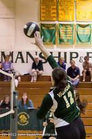 21508 Varsity Volleyball v Casc-Chr 091212