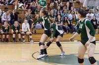 21527 Varsity Volleyball v Casc-Chr 091212