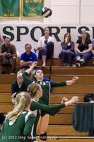 21611 Varsity Volleyball v Casc-Chr 091212