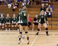 21625 Varsity Volleyball v Casc-Chr 091212