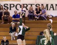 21680 Varsity Volleyball v Casc-Chr 091212