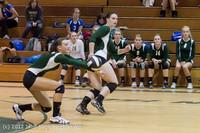 21701 Varsity Volleyball v Casc-Chr 091212